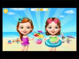 Fun Baby Care Kids Game - Sweet Baby Girl Summer Fun 2 - Holiday Resort Spa By TutoTOONS