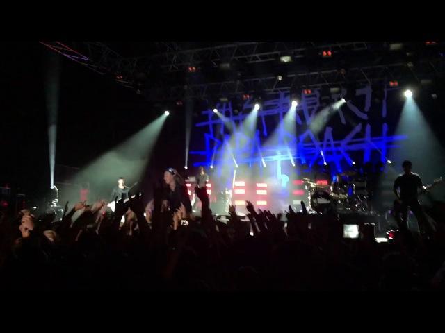Papa Roach - Last Resort. 17.09.2017 Prague