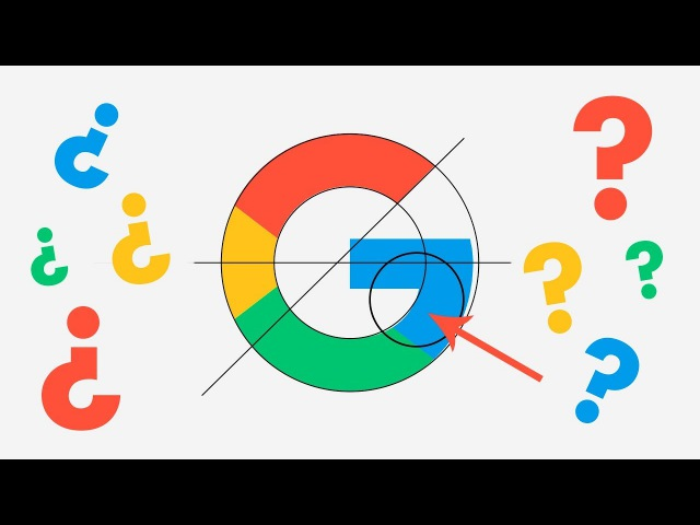❓ What's WRONG With The NEW Google Logo
