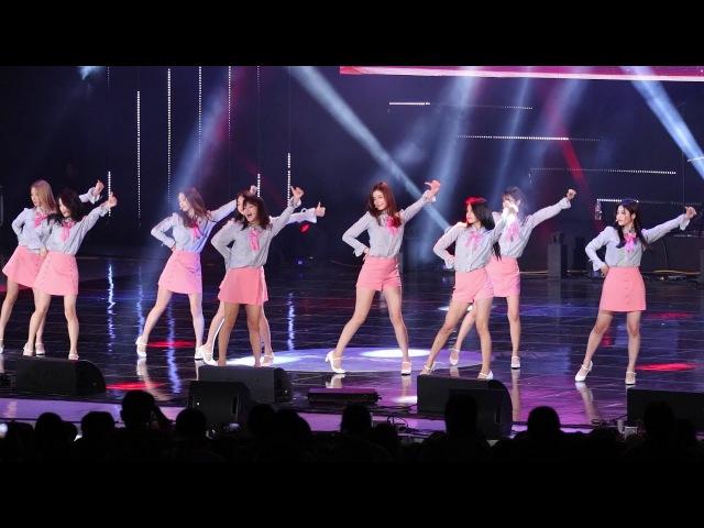 170617 Gugudan(구구단) Good BOY Diary A Girl Like Me @ 파크콘서트 in 대구 , 코오롱야외음악당