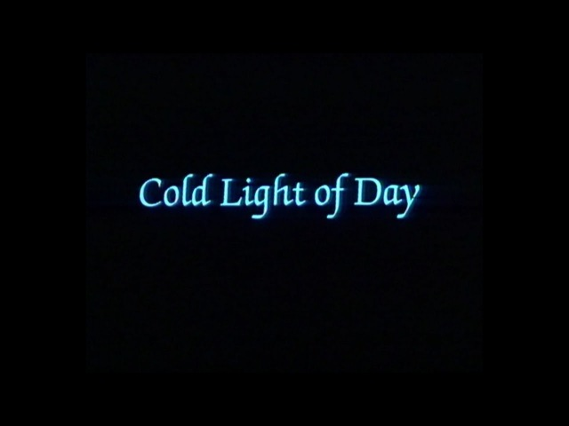 Cold Light Of Day (1989) - 'Do you want any company?' 'No thanks.'