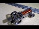 Машинка с пружинным приводом