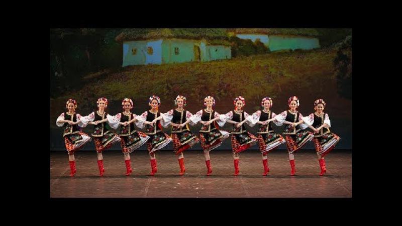 ГААНТ имени Игоря Моисеева. Одноактный балет Ночь на лысой горе.