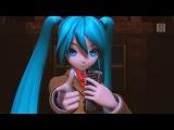 [1080/60fps Compilation] Delusion Sketch 妄想スケッチ - Hatsune Miku 初音ミク English Romaji Project DIVA FT