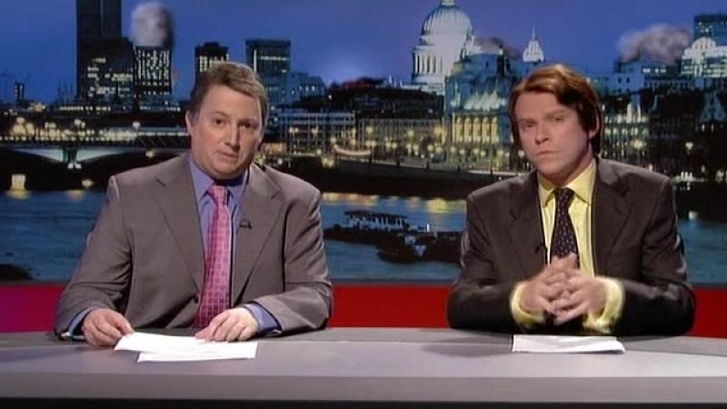 That Mitchell and Webb Look / Вот как выглядят Митчелл и Уэбб Сезон 2 Серия 5
