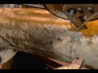 Как делают стальной трос?