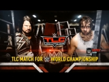 Dean Ambrose vs AJ Styles TLC 2016 Highlights