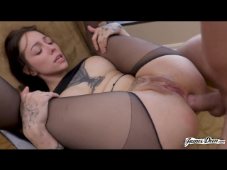 Her first double anal