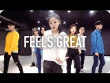 1Million dance studio Feels Great - Cheat Codes (ft. Fetty Wap & CVBZ) / Yoojung Lee Choreography