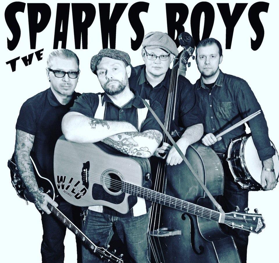 24.02 The Sparks Boys в клубе Дума!