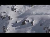 Американский сноубордист спровоцировал сход лавины во время спуска [MDK DAGESTAN]