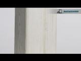 Покраска древесины в цвет Жемчуг коллекция Рояль от Эксклюзив Колор