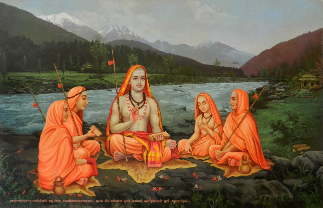 Натхи, Гуру, Парампара, Раджа-йога, Препятствия в йоге, 30 препятствий, Адвайта, Шанкарачарья