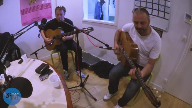 Adrien Moignard The Man I Love en Session live TSFJAZZ