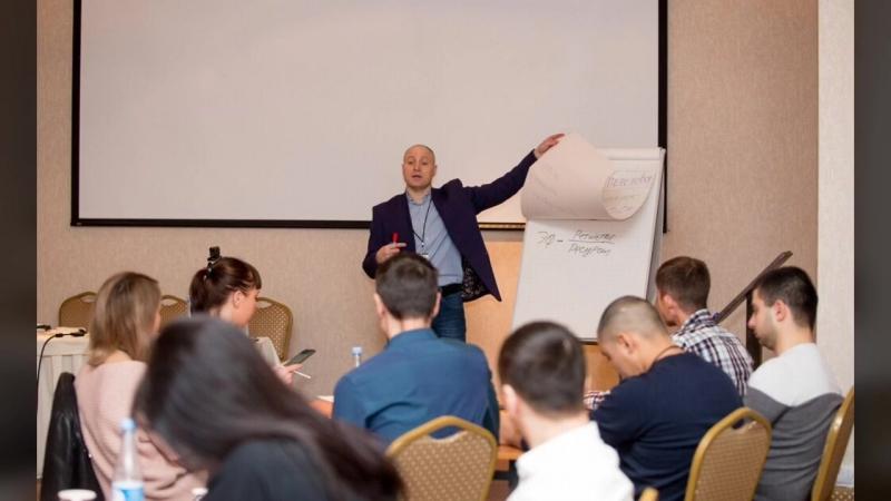 бизнес тренер Алексей Заварницын