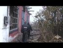 В Кемеровской области полицейские спасли людей на пожаре