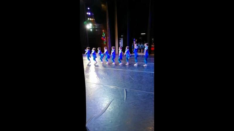 Светлячки. Студия Классического и современного танца Танцериум. г. Новосибирск.