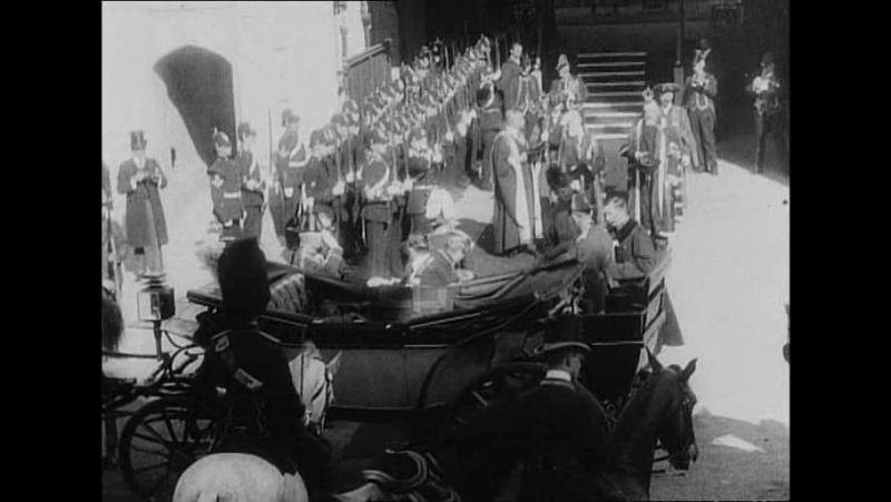 58 Aberdeen University Quarter Centenary celebrations (Robert W.Paul, 1906)