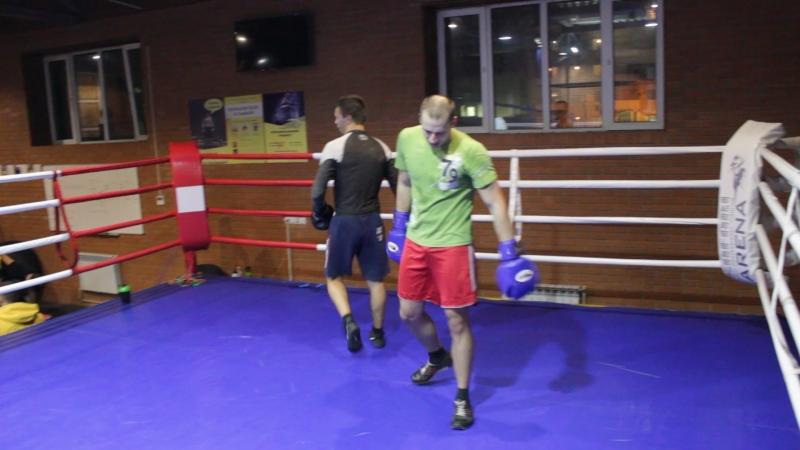 боксерский клуб интеллект