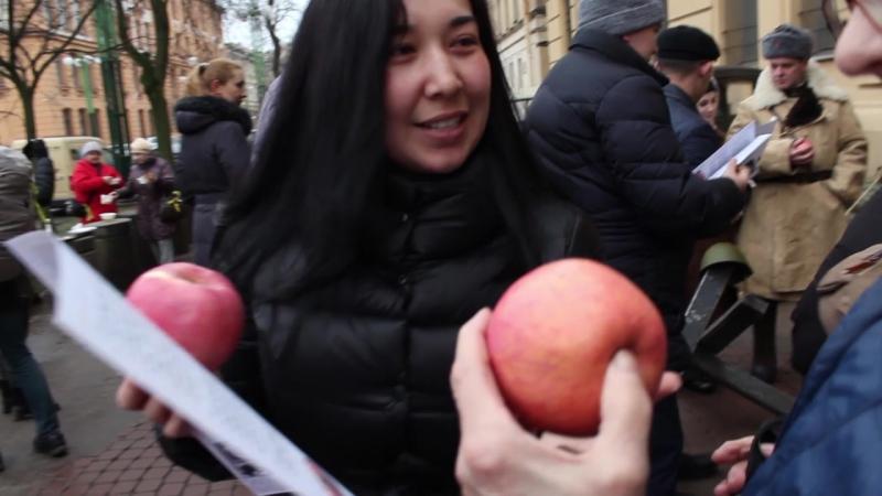 Спасительный вкус казахстанских яблок