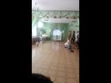 Старшая дочь играет сценку из ералаша ЧТО СЛУЧИЛОСЬ