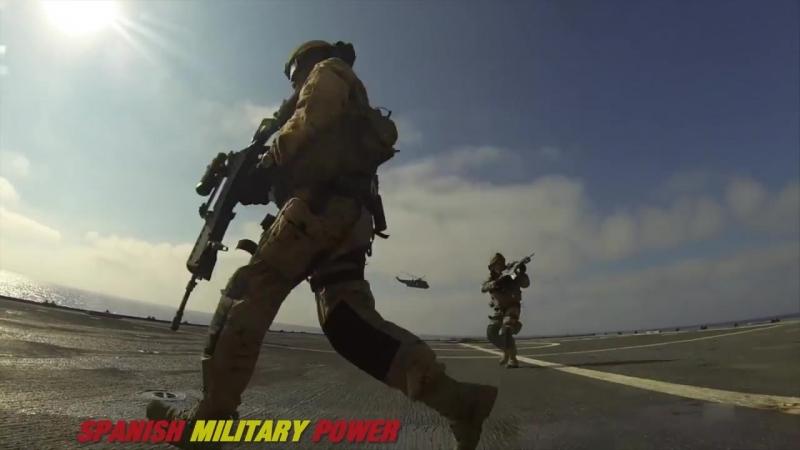 Spanish Military Power Fuerzas Especiales de España 2