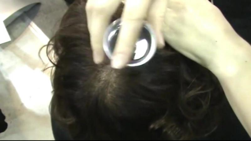 для женщин с редеющими волосами и для мужчин с залысинами.