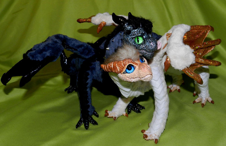 Мои новые драконы
