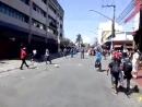 Haitianos, Nigerianos e Bolivianos etc, tocando terror no Brás - SP