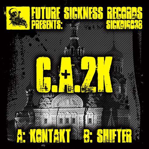 C.A.2K альбом Kontakt/Shifter