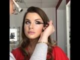 Видео выполнения макияжа для Орины на фотосессию