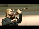 David Garrett - Violin Concerto D-major op.77, fragment 1 - Moscow 02.03.2015