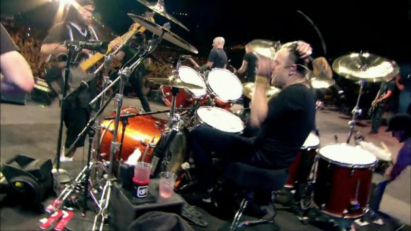 Metallica-Am I Evil Live at the Big 4
