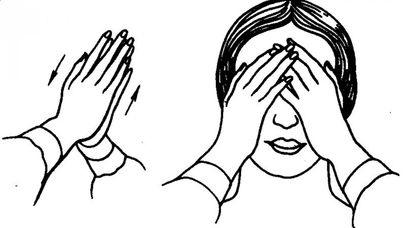 Урок гимнастика для глаз при близорукости и дальнозоркости Секрет Жданова смотреть онлайн без регистрации