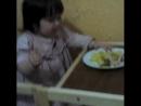 наша малесенька принцеса росте розумничкою