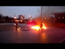 17 02 2018 Масленица экстрим Огненное шоу