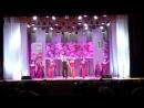 Выступление кимрского танцевального коллектива Нежность на фестивале Мои года моё богатство