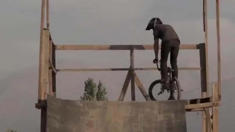 Scotty Cranmer BMX Whip Drop
