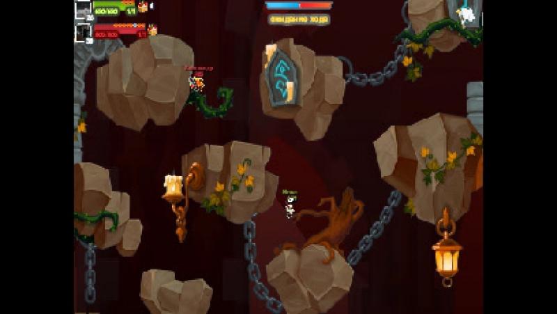 Вормикс: Я vs Игнат (26 уровень)