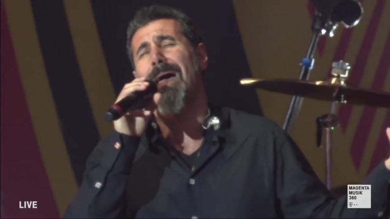 Prophets Of Rage Like a Stone (ft. Serj Tankian)