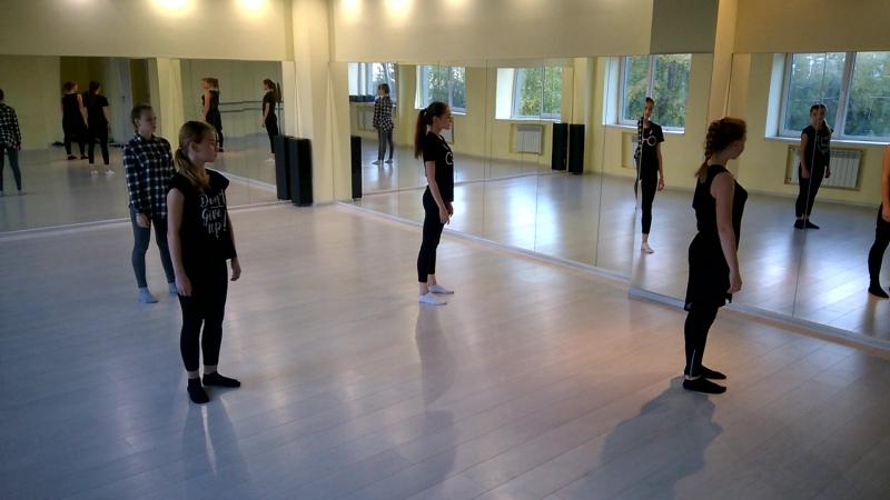 Contemporary Dance. Ксения Малыхина.