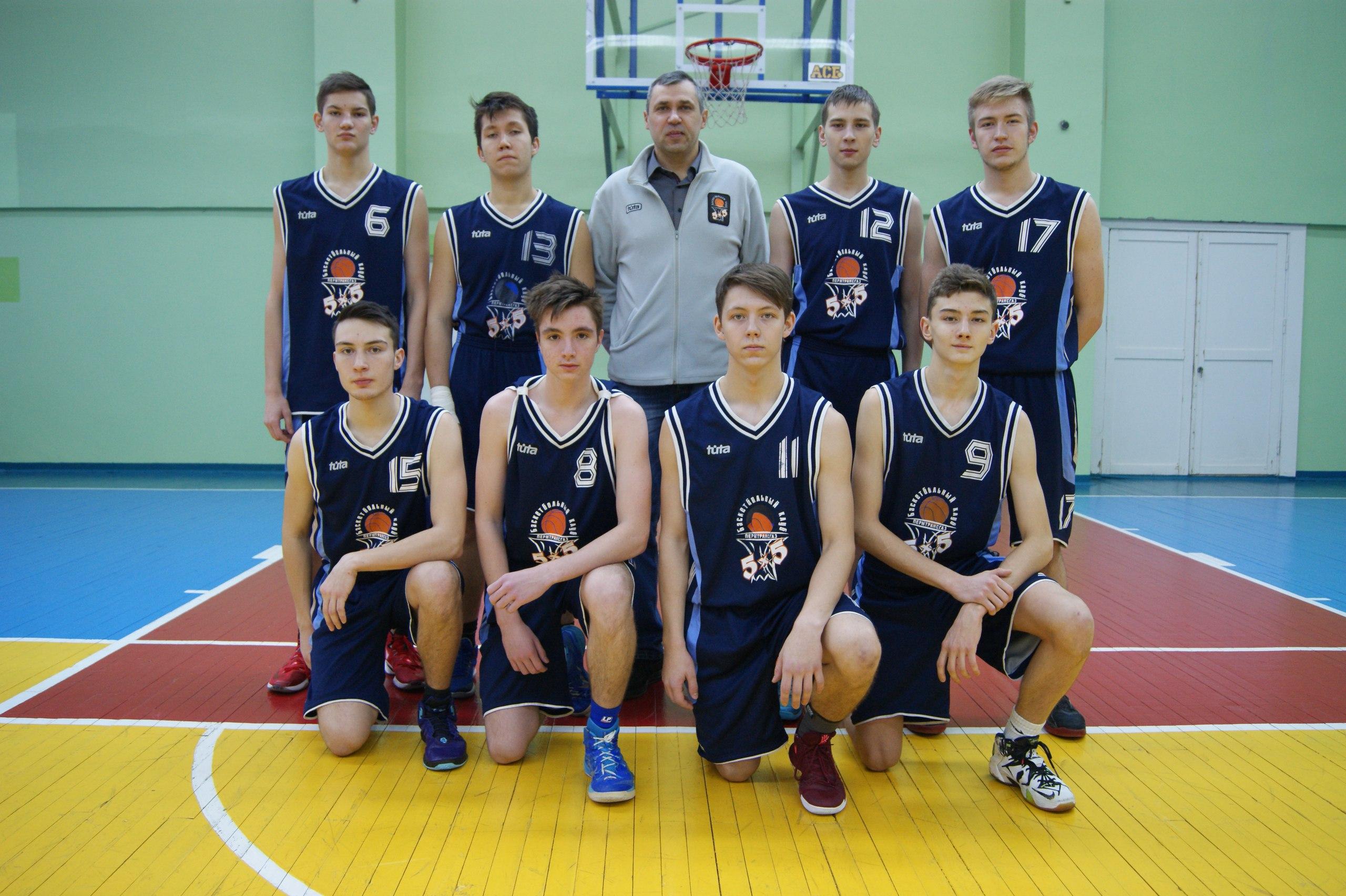 кубок города по баскетболу, Чайковский, 2017 год