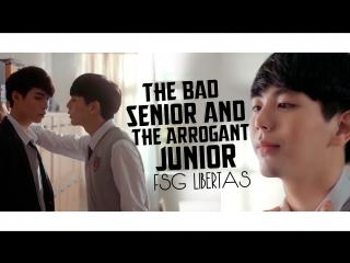 [E01]The Bad Senior and The Arrogant Junior / Гадкий Пи и наглый Нонг [рус.саб]