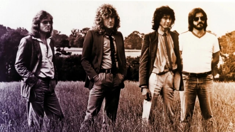 Led Zeppelin - All And Love