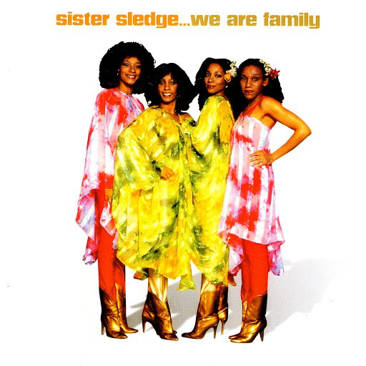Sister Sledge альбом We Are Family
