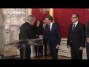 Kurz ist Kanzler der neuen türkis-blauen Regierung in Österreich