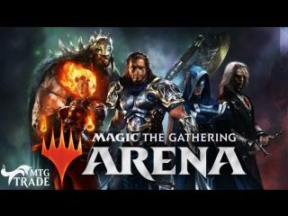 🔴 Знакомство с MTG Arena | #mtg #mtgarena #mtgtrade