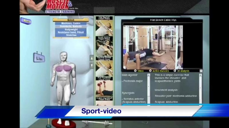 Биомеханика Грудных Мышц_Анатомия и 3D анализ Упражнений
