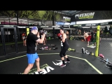 Школа бокса Good Old Boxing - Персоналка(Луана-инста-22.07.17)