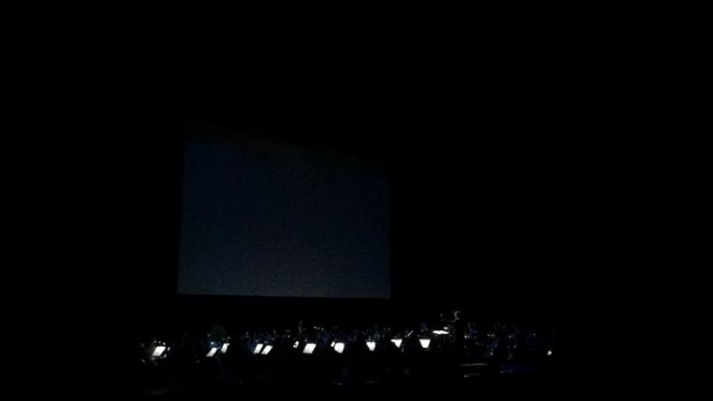 Киноконцерт с оркертстром